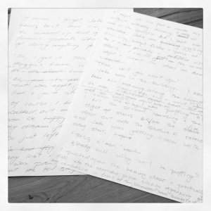 Writing - Stage 1 the nanna technology
